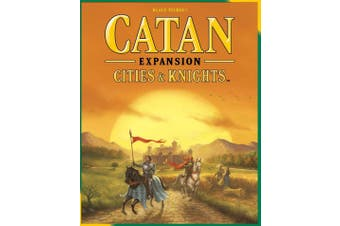 Catan 5th Edition Board Game: Cities & Knights