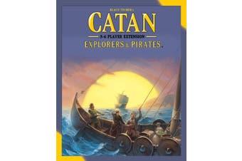 Catan: Explorers & Pirates Extension 5-6 Players