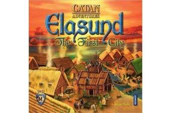 Elasund - The First City of Catan