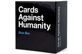 Cards Against Humanity Expansions BLUE Box