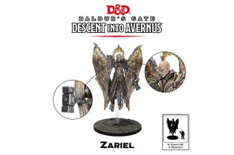 D&D Collectors Series Miniatures Baldurs Gate Descent into Avernus Zariel