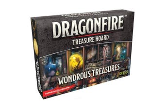 D&D Dragonfire Treasure Hoard Wondrous Treasures Magic Items Pack 1