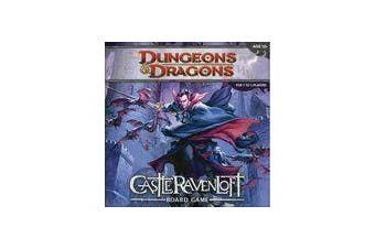 D&D Dungeons & Dragons Castle Ravenloft