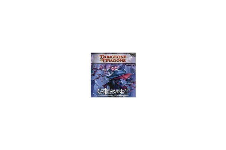D&D Dungeons & Dragons Castle Ravenloft
