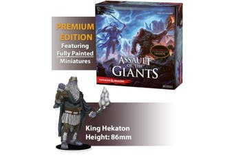 D&D Dungeons & Dragons D&D Assault of the Giants Premium Edition