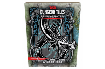 D&D Dungeons & Dragons Dungeon Tiles Reincarnated Wilderness
