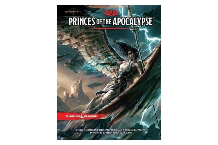 D&D Dungeons & Dragons Elemental Evil Princes of the Apocalypse