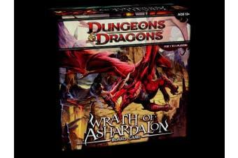 D&D Dungeons & Dragons Wrath of Ashardalon