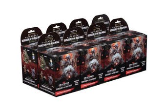 D&D Icons of the Realms Waterdeep Dungeon of the Mad Mage Booster Brick