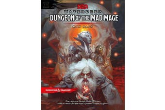 D&D Waterdeep Dungeon of the Mad Mage Map Pack