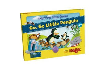 My Very First Games - Go Go Little Penguin