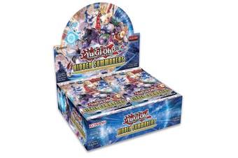 Yugioh TCG Hidden Summoners Booster Box