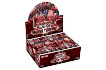 Yugioh TCG Raging Tempest Booster Box