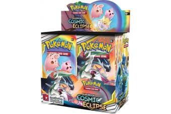 Pokemon - Sun & Moon Cosmic Eclipse Booster Box