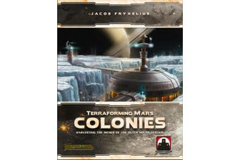 Terraforming Mars the Colonies Expansion