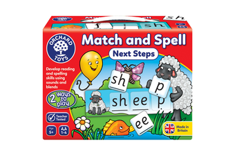 Match & Spell Next Steps