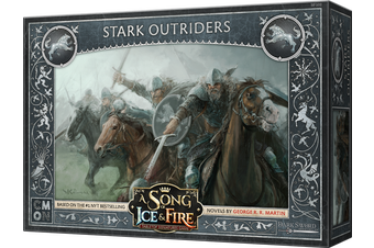 A Song of Ice and Fire TMG - Stark Outriders
