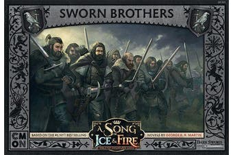 A Song of Ice and Fire TMG Sworn Brothers