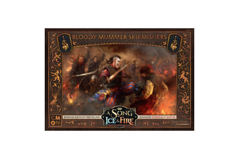 A Song of Ice and Fire TMG - Bloody Mummers Skirmishers
