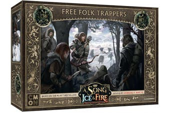 A Song of Ice and Fire TMG - Free Folk Trappers