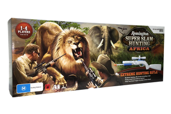 Remington Super Slam Hunting Africa Gun Bundle (Wii)