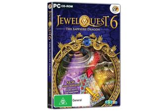 Jewel Quest 6: The Sapphire Dragon (PC)