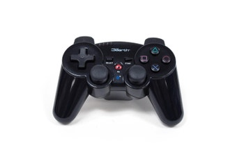 3rd Earth Bluetooth Wireless PS3 Controller (Black)