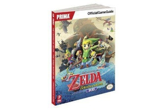 The Legend of Zelda: The Wind Waker HD Official Strategy Guide