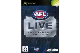 AFL Live Premiership Edition [Pre-Owned] (Xbox (Original))