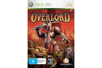 Overlord [Pre-Owned] (Xbox 360)