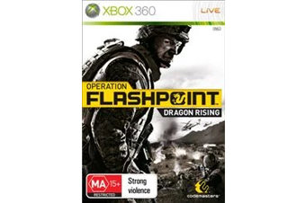 Operation Flashpoint: Dragon Rising [Pre-Owned] (Xbox 360)