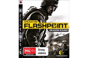 Operation Flashpoint: Dragon Rising [Pre-Owned] (PS3)