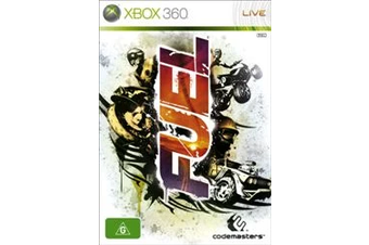 Fuel [Pre-Owned] (Xbox 360)