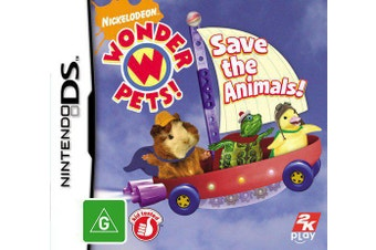 Wonder Pets! Save the Animals! [Pre-Owned] (DS)