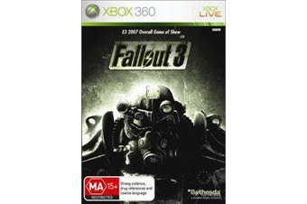 Fallout 3 [Pre-Owned] (Xbox 360)
