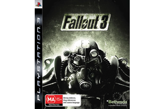 Fallout 3 [Pre-Owned] (PS3)