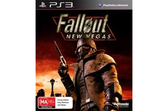 Fallout: New Vegas [Pre-Owned] (PS3)