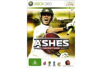 Ashes Cricket 2009 [Pre-Owned] (Xbox 360)