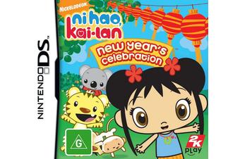 Ni Hao Kai Lan: New Year Celebration [Pre-Owned] (DS)