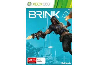 Brink [Pre-Owned] (Xbox 360)