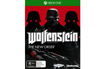 Wolfenstein: The New Order [Pre-Owned] (Xbox One)