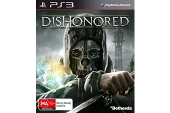 Dishonored [Pre-Owned] (PS3)