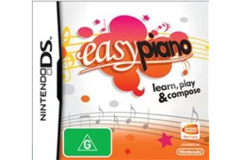 Easy Piano [Pre-Owned] (DS)