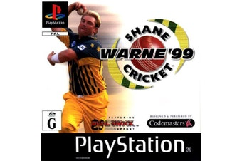 Shane Warne Cricket 99 [Pre-Owned] (PS1)