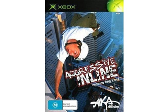 Aggressive Inline [Pre-Owned] (Xbox (Original))