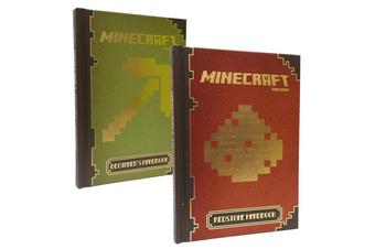 Bundle: Official Minecraft Beginner's & Redstone Handbooks