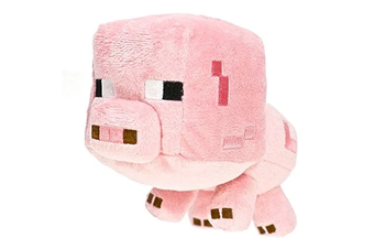 Minecraft Baby Pig Plush Toy