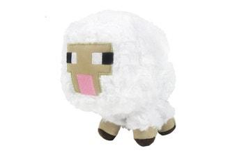 Minecraft Baby Sheep Plush Toy