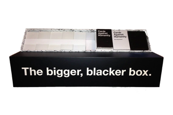 The Bigger Blacker Box (Cards Against Humanity Storage Case)