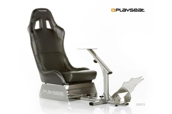 Playseat Evolution (Black) with Improved Pedal Plate